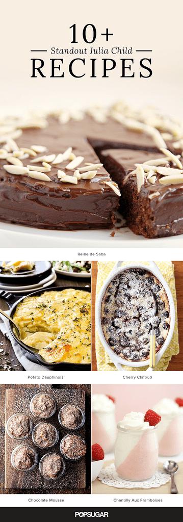 13 Standout Julia Child Recipes