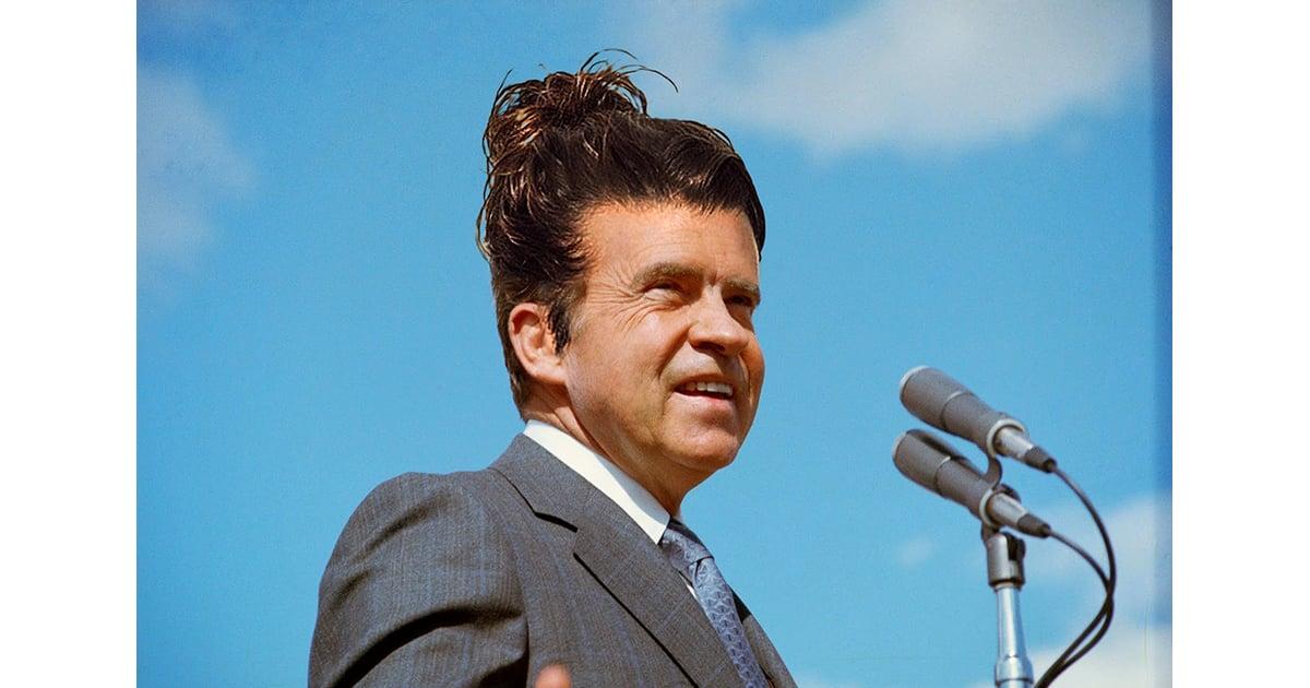 Politicians With Man Buns Popsugar Beauty