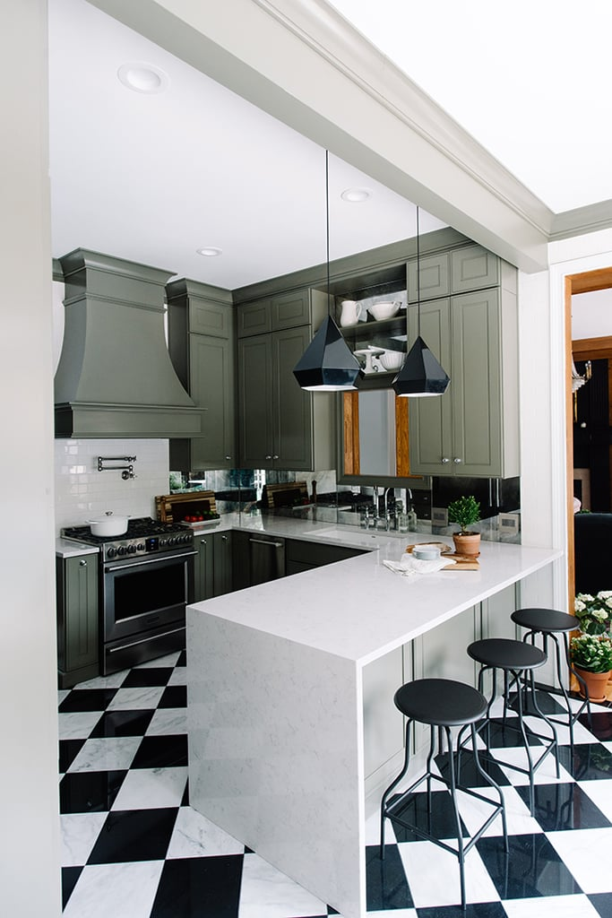 WOW, This Blogger's DIY Kitchen Reno Is Full of Money-Saving Hacks!
