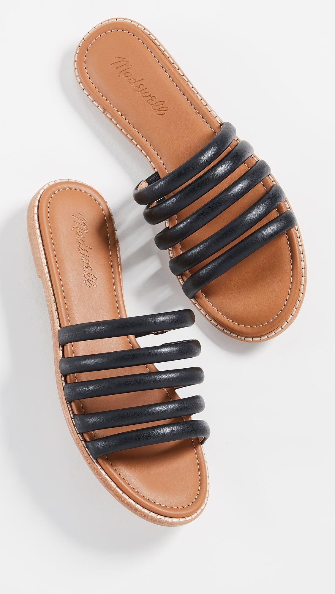 Best Black Sandals For Women   POPSUGAR