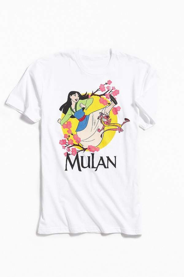 Mulan Tee Cheap Disney Gifts For Adults Popsugar Smart Living