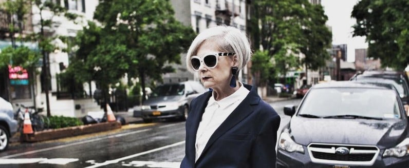 10 Fashion Bloggers Over 50 Who Completely Dominate the Style Game