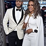 Swizz Beatz and Eve