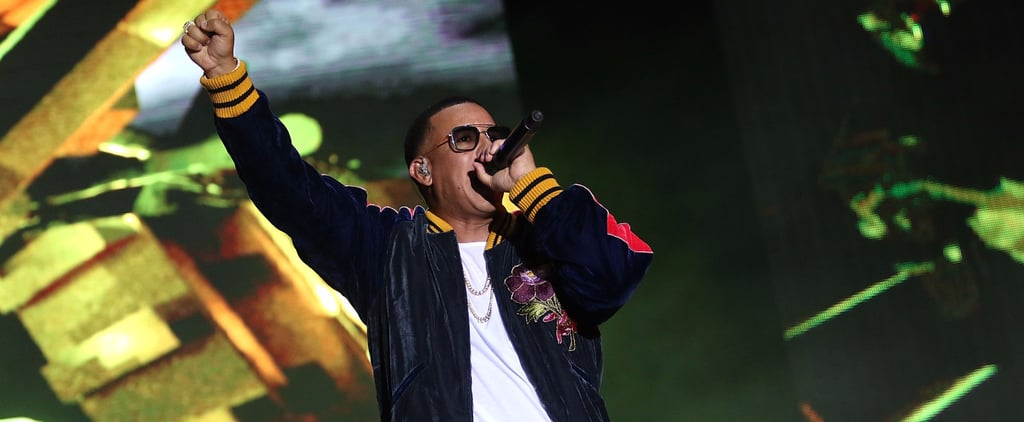 "Try to Stay Seated as You Watch Daddy Yankee Perform ""Hula Hoop"" at the Latin Billboards"