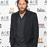 Travis Fimmel on the Red Carpet