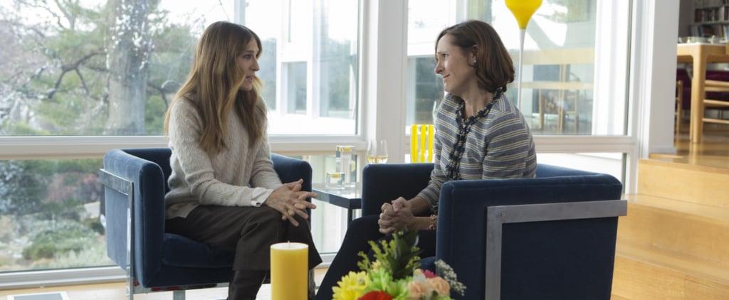 Sarah Jessica Parker's TV Show, Divorce, Has a Premiere Date!