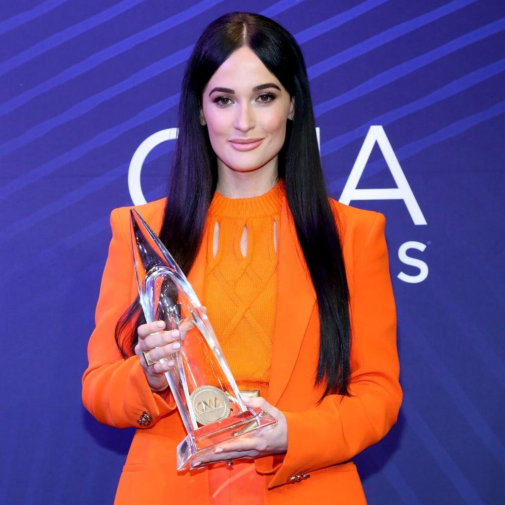 Kacey Musgraves's Hair at the 2019 CMA Awards
