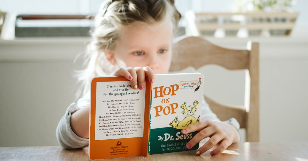 All the Benefits of Being a Reader as a Young Child | POPSUGAR Family
