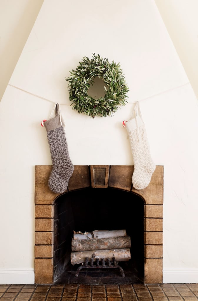Pretty Christmas Stockings