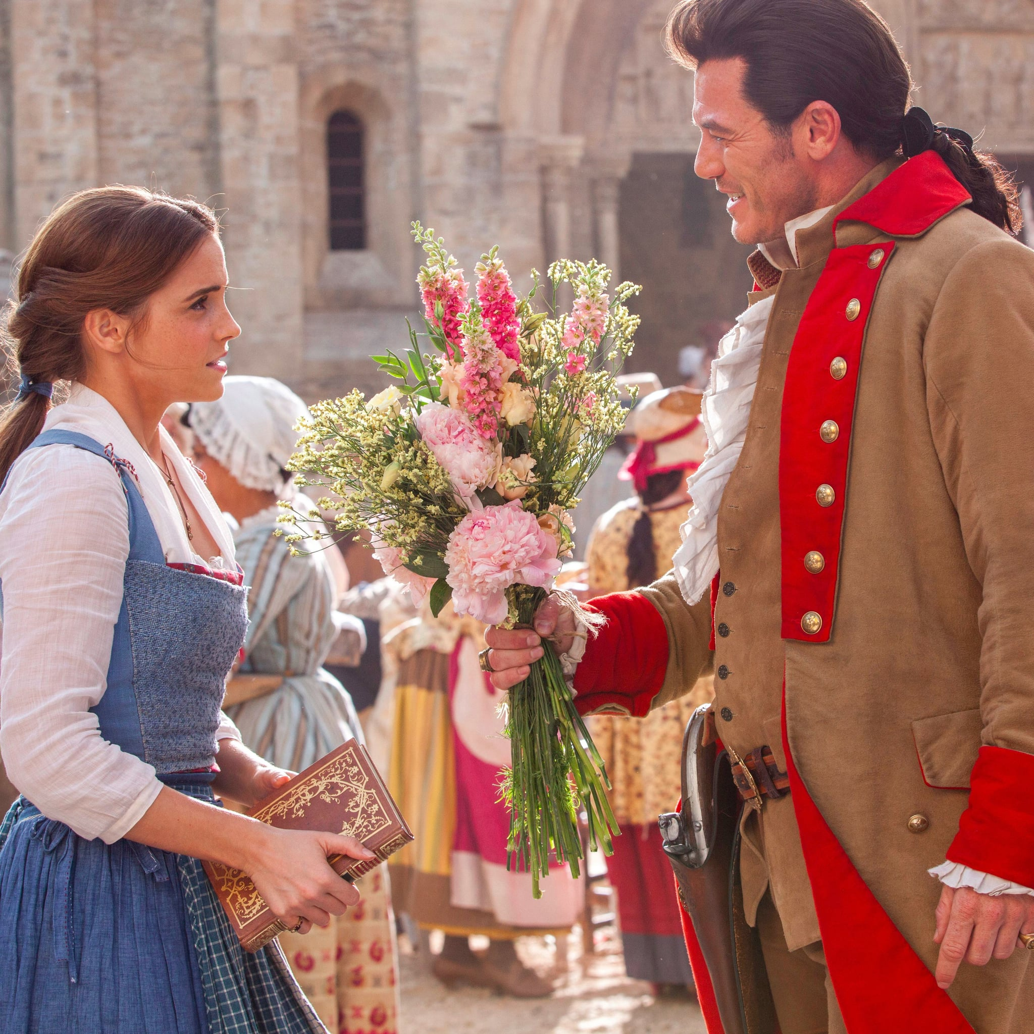beauty and the beast soundtrack popsugar celebrity uk