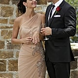 Desiree Hartsock and Chris Siegfried: Then