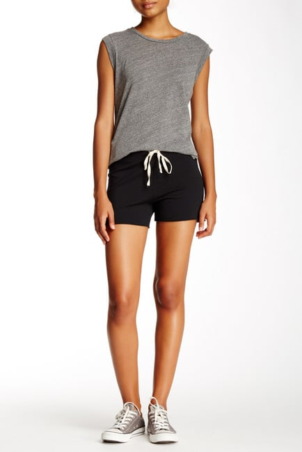 Always go for cotton shorts