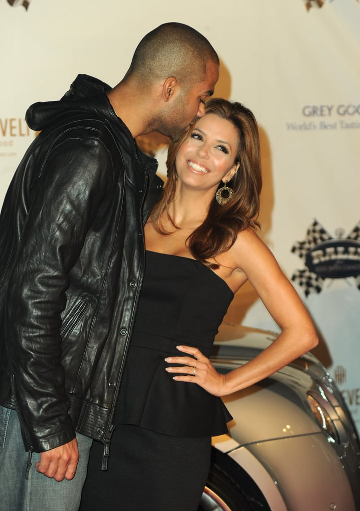 october 2010 2nd annual rally for kids with cancer photos of eva longoria and tony parker 39 s. Black Bedroom Furniture Sets. Home Design Ideas