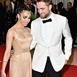 FKA Twigs and Robert Pattinson — 2016