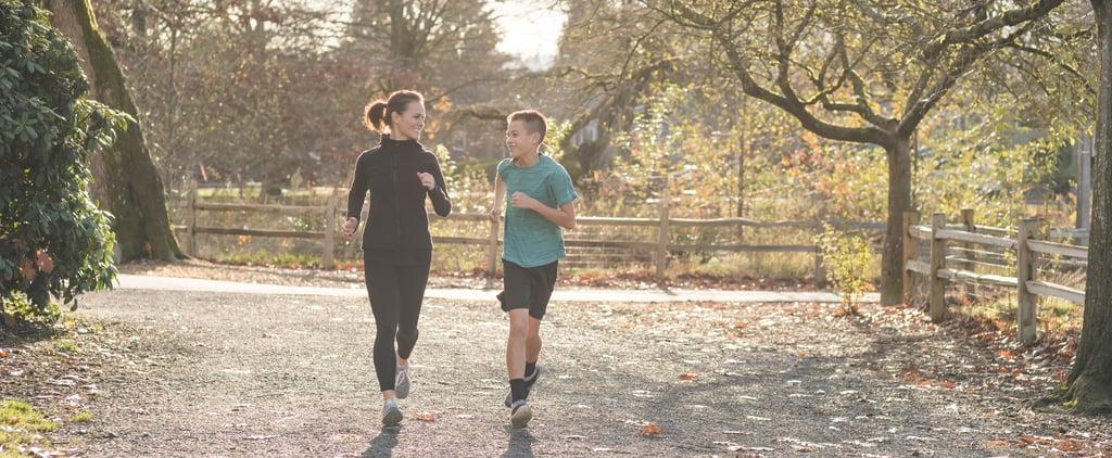 How I Encourage My Child to Exercise
