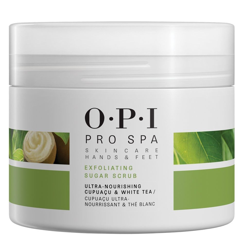 Best Foot Scrub: Opi Exfoliating Sugar Scrub