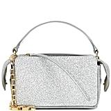 Wandler Yara Box Mini Glitter Shoulder Bag