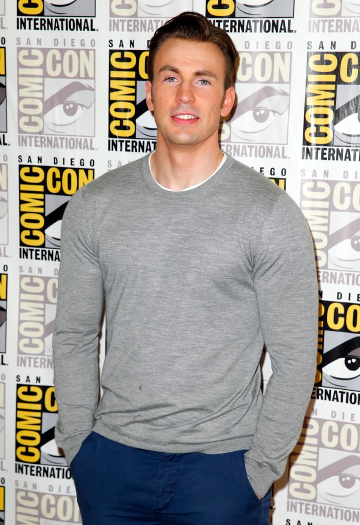 . . . But Remember: He Looks Really Good Without a Beard, Too.