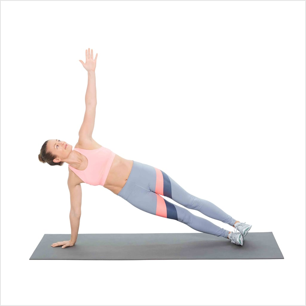 Side Plank (Right Side)