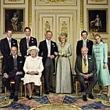 Prince Charles and Camilla Parker-Bowles, 2005