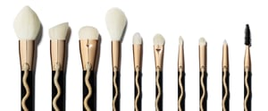 Grunge Goddesses Will Love Sonia Kashuk's Snake-Wrapped Makeup Brushes