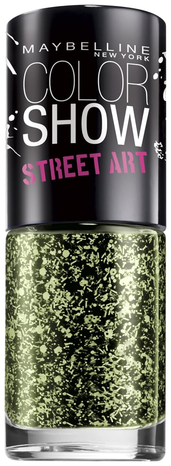 Maybelline Green Graffiti