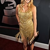 Golden Girl at the Grammys Kesha