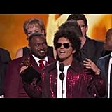 Bruno Mars: 2018 Grammys