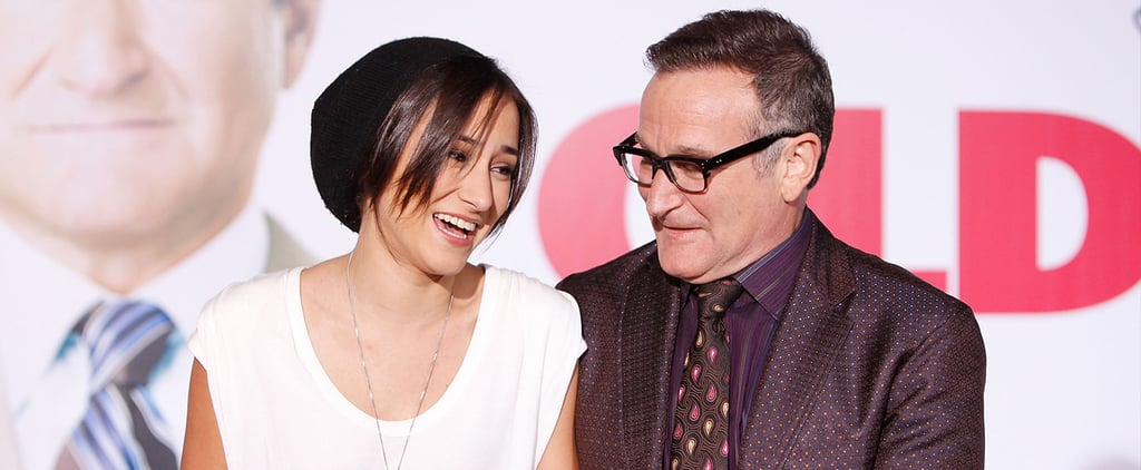 Robin Williams's Daughter Honors His Birthday With Donations