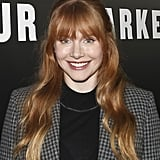 Bryce Dallas Howard With Blond Ends