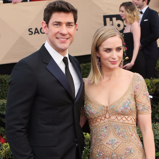 John Krasinski's Quote About Women at the 2017 SAG Awards