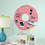 Roommates Sprinkles Doughnut Peel & Stick Giant Wall Decal
