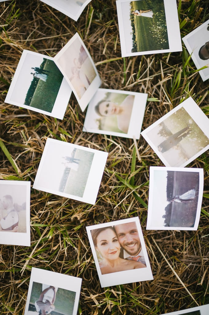 Polaroid Wedding Ideas