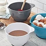 KitchenAid 3 Piece Dishwasher Safe Mixing Bowl Set