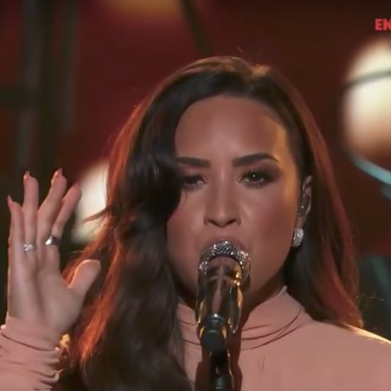 Demi Lovato One Voice Somos Live Performance Video