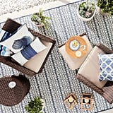 Pattern Stripe Outdoor Rug