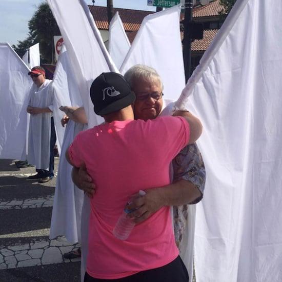 Angel Wings Block Orlando Funerals   Video
