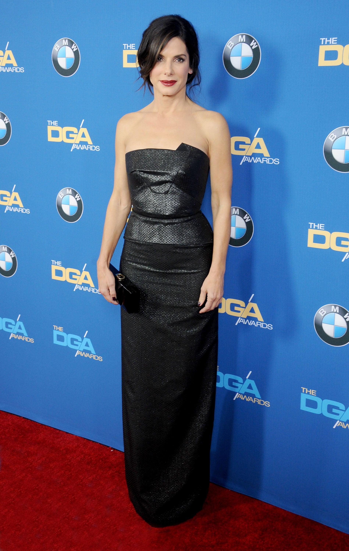 Sandra Bullock: Best Actress Nominee