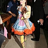 Gwen Stefani as a Cowgirl