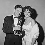 Sophia Loren at the 1958 Academy Awards
