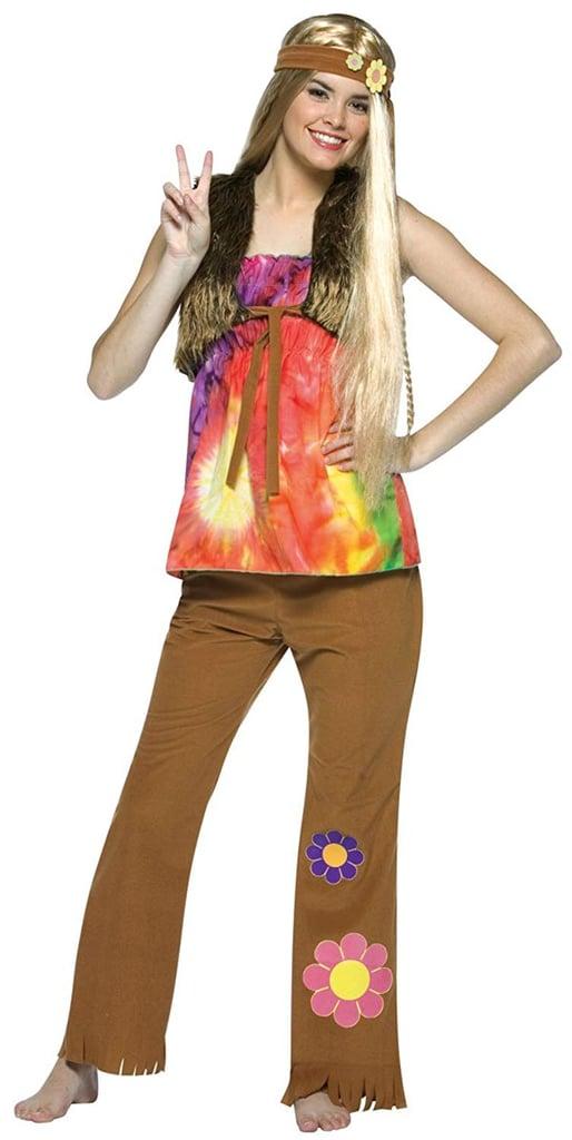 Teen Hippie Gal Costume  sc 1 st  Popsugar & Teen Hippie Gal Costume   Good Halloween Costumes For Tweens ...