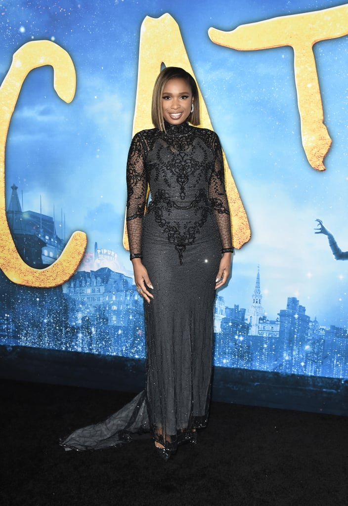 Jennifer Hudson at the Cats World Premiere in NYC