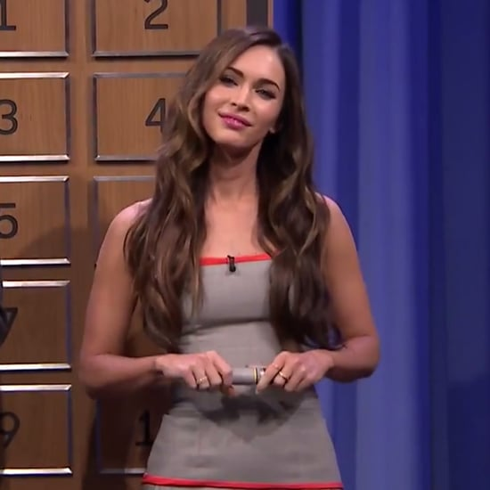 Megan Fox Playing Pictionary on the Tonight Show | Video