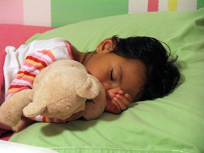 5 Ways to Keep Your Child in Her Own Bed All Night