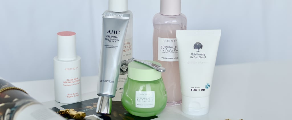 I Tried a K-Beauty 10-Step Skin-Care Routine For a Month
