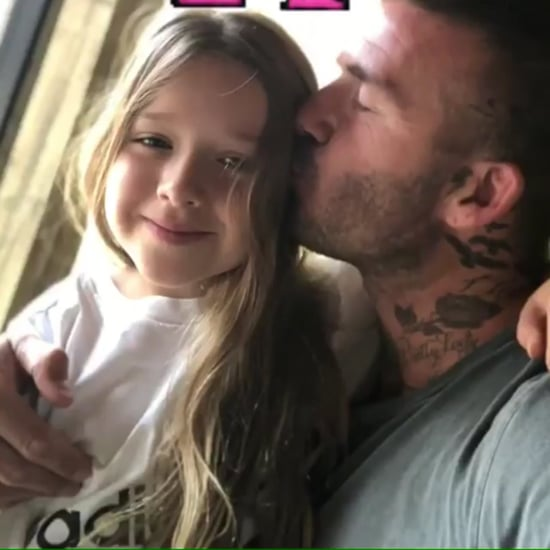 Harper Beckham Birthday Pictures 2018