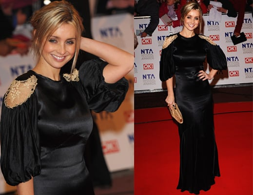 Louise Redknapp at the 2010 National Television Awards