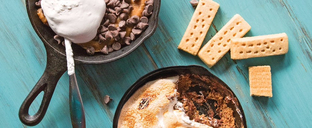 Feast Your Eyes on This Gooey, S'mores Cookie Butter Dip