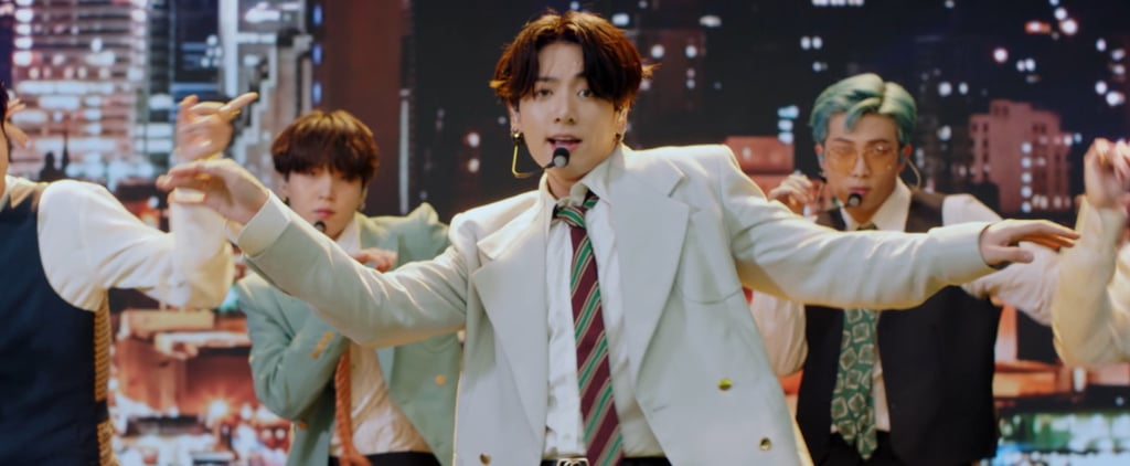 BTS Wore Gucci Outfits For Their 2020 MTV VMAs Performance