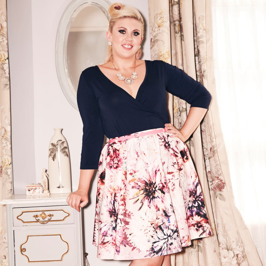 Sprinkle of Glitter For Simply Be Plus-Size Collection